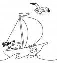 immagine di lolita in barca