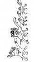 immagine dei barbapapa sui cammelli
