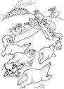 colora i barbapapa con gli orsi