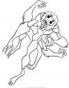 disegno dello scimparagno