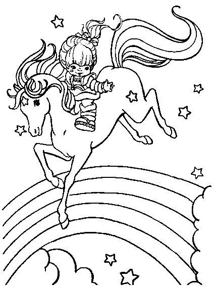Cavalli da colorare disegni gratis for Disegni di cavalli da stampare