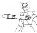 goldrake lancia i missili