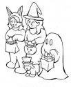 disegni di streghje e fantasmi
