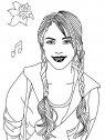 high school musical colora Gabriella