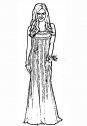 disegno della bella Sharpay