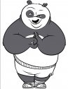 kung fu panda: Po e le arti marziali