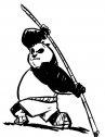 colora kung fu panda