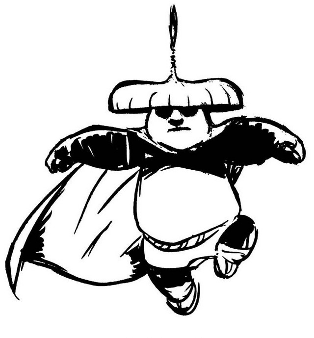 Disegno Panda Disegni Da Colorare