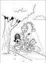 colora i nipotini con Archimede