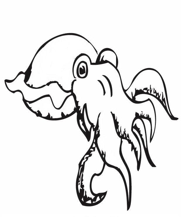 Pin disegni gratis on pinterest for Disegno pesce palla