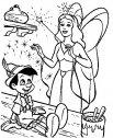immagine di pinocchio e la fata turchina