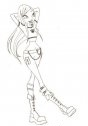 disegno di roxy l'ultima fatina winx