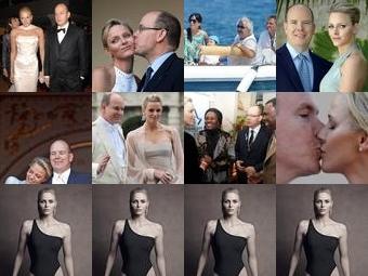 Patto Segreto Tra Tra Charlene Wittstock E Il Principe Alberto Di Monaco foto