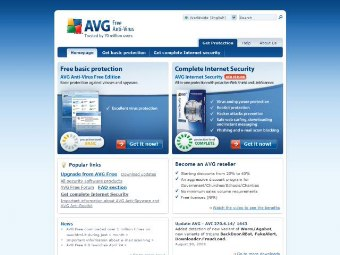 Avg Antivirus Free In Italiano Download