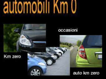 Annunci Auto A Km 0