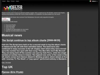 Ascoltare Musica Free Con Deezer