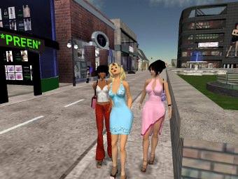 Avatar Per Second Life