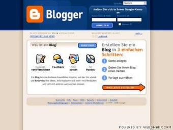 Blog Gratuito Con Blogger