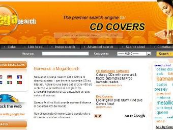 Copertine Dei Cd Musicali Con Megasearch