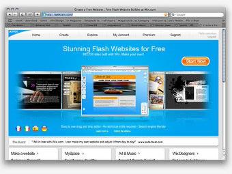 Costruisci Un Sito Web Con Web Creator Free