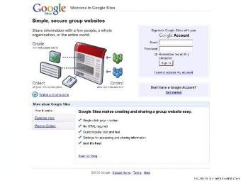 Crea Sito Web Gratis Con Google Sites