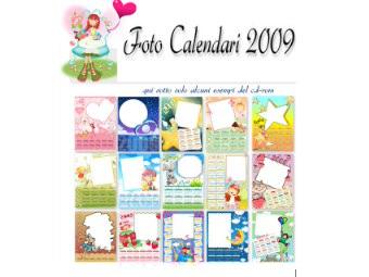 Creare Foto Calendari
