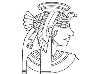 Disegni Egizi Da Colorare
