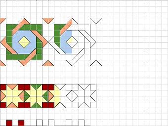 Disegni geometrici da colorare gratis for Disegni geometrici per pareti