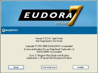 Eudora Per Windows Vista
