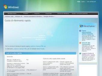 Guida E Manuale On Line Di Internet Explorer