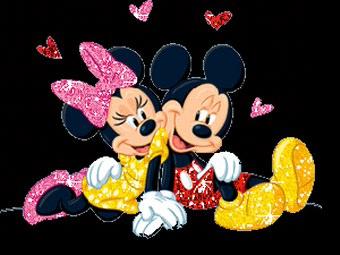 Immagini Glitter Disney