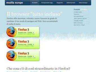 Mozilla Firefox Sito Ufficiale