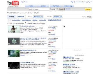 Musica Classica Su Youtube