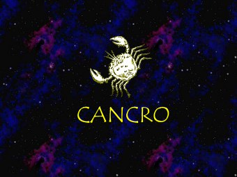 Oroscopo Della Settimana Cancro