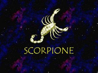 Oroscopo Di Oggi Scorpione