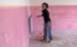 Pittura le pareti