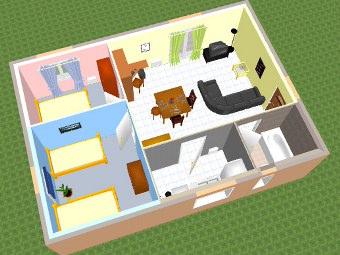 Programma arredamento 3d gratis for Programma arredamento 3d