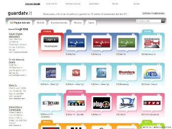 Programmi Tv Rai E Mediaset Online Sul Web Gratis
