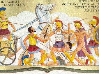 Riassunto Iliade