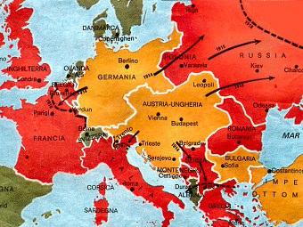 Riassunto Prima Guerra Mondiale