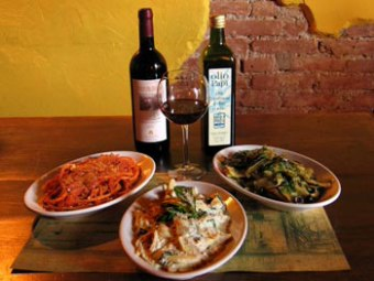 Ristoranti tipici a roma gratis for Cucina atipica roma