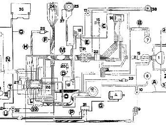 Schema elettrico domestico