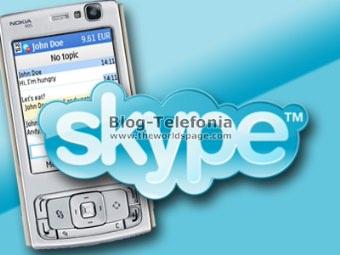 Skype Mobile Per Cellulari