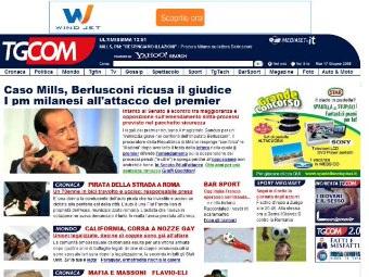 Tgcom Notizie Mediaset