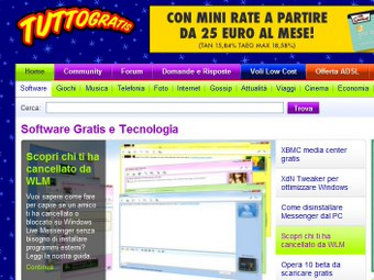 Tuttogratis Software