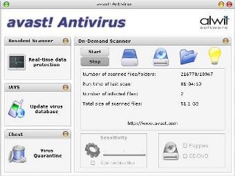 Avast Antivirus Italiano