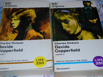 David Copperfield Riassunto
