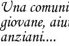 Frase di papa Giovanni Paolo II sul ruolo degli anziani nella societa