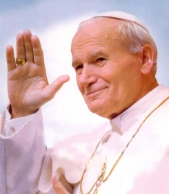 Frasi Giovanni Paolo II