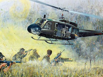 Guerra Del Vietnam Sintesi